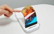 Опубликованы фото гибкого смартфона Samsung