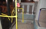 Поножовщина в киевском троллейбусе: погиб человек