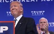 Трамп разослал приглашения на прием по случаю победы на выборах