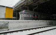 В Киеве женщина прыгнула под электричку