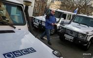 В ОБСЕ фиксируют увеличение обстрелов на Донбассе