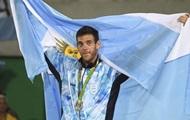 Дель Потро - лучший спортсмен года в Аргентине