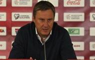 Хацкевич покинул пост главного тренера сборной Беларуси