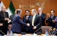 Иран заключил с Boeing рекордную сделку