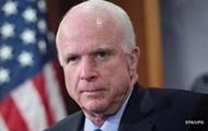 Сенатор Маккейн призвал Трампа признать, что Кремль вмешался в выборы в США