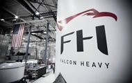 SpaceX показала сверхтяжелую ракету Falcon Heavy