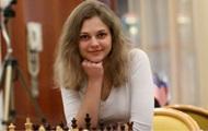 Украинка Анна Музычук — чемпионка мира по быстрым шахматам