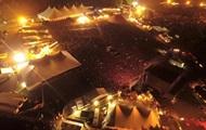 В Австралии на фестивале пострадали 60 человек