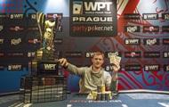 В Праге украинец взял главный приз топ-турнира