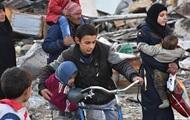За ночь Алеппо покинули 10 тысяч мирных жителей