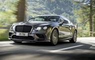 Bentley представила самый мощный спорткар
