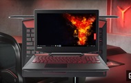 CES 2017: Lenovo представила игровые ноутбуки