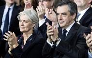 Фийон с супругой дали показания по делу о присвоении €500 тысяч