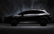 Кроссовер Subaru XV 2017 впервые показали на фото