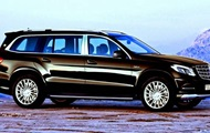 Mercedes выпустит кроссовер под брендом Maybach