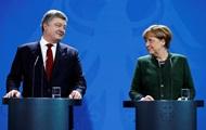 Меркель положительно оценила реформы в Украине