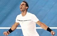 Надаль - второй финалист Australian Open