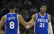 НБА. Филадельфия обыгрывает Бруклин в битве аутсайдеров