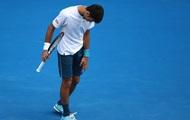Новак Джокович уступил 117-й ракетке мира и покинул Australian Open
