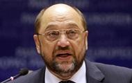 Шульц будет бороться за пост канцлера ФРГ