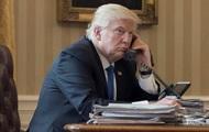 США: Трамп и Путин не обсуждали снятие санкций