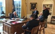 Трамп провел телефонные переговоры с Путиным