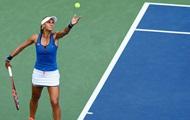 Украинка Леся Цуренко проиграла лучшей теннисистке мира