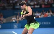 Украинка Свитолина обыграла первую ракетку мира