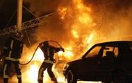 В новогоднюю ночь во Франции сожгли 650 автомобилей