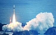 Япония запустила первый военный спутник