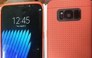 Безрамочный флагман Samsung: появились живые фото