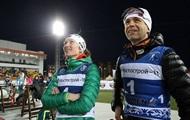 Бьорндален и Домрачева первая с 2004 года замужняя пара, выигравшая медали ЧМ в один день