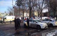 Центр Киева усиленно охраняют