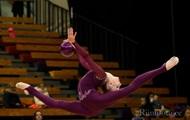 Художественная гимнастика: Мазур выиграла многоборье на Мисс Валентин 2017