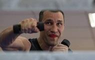 Кличко начал подготовку к бою с Джошуа