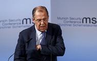 Лавров: РФ не снимет санкции с Евросоюза до выполнения Минска