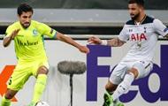 Лига Европы: Ростов громит Спарту, сенсационная победа Гента над Тоттенхэмом