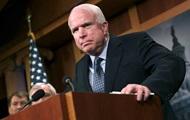 Маккейн предложил Трампу вооружить Украину