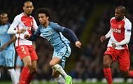 Матч Манчестер Сити – Монако побил рекорд Лиги чемпионов