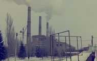 На Донбассе остановилась ТЭС из-за проблем с углем