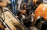 На карнавале в Рио-де-Жанейро в толпу врезалась платформа