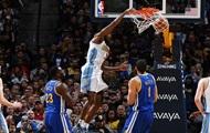 НБА: Голден Стэйт проиграл в Денвере, победа Вашингтона над Тандер