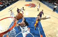 НБА: Лейкерс сильнее Нью-Йорка, Финикс проиграл Нью-Орлеану