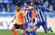 Примера: Севилья обыграла в дерби Бетис, Валенсия на выезде уступила Алавесу