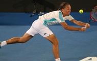 Рейтинг ATP: Долгополов потерял десять позиций