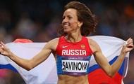 Российскую бегунью лишили золота Олимпийских игр в Лондоне