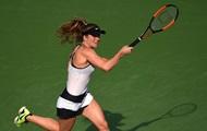 Свитолина обыграла Дэвис в четвертьфинале турнира в Дубае