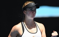 Свитолина вышла в финал Taiwan Open