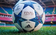 УЕФА презентовал мяч финала Лиги чемпионов