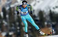 Украина добыла первую медаль на чемпионате мира по биатлону